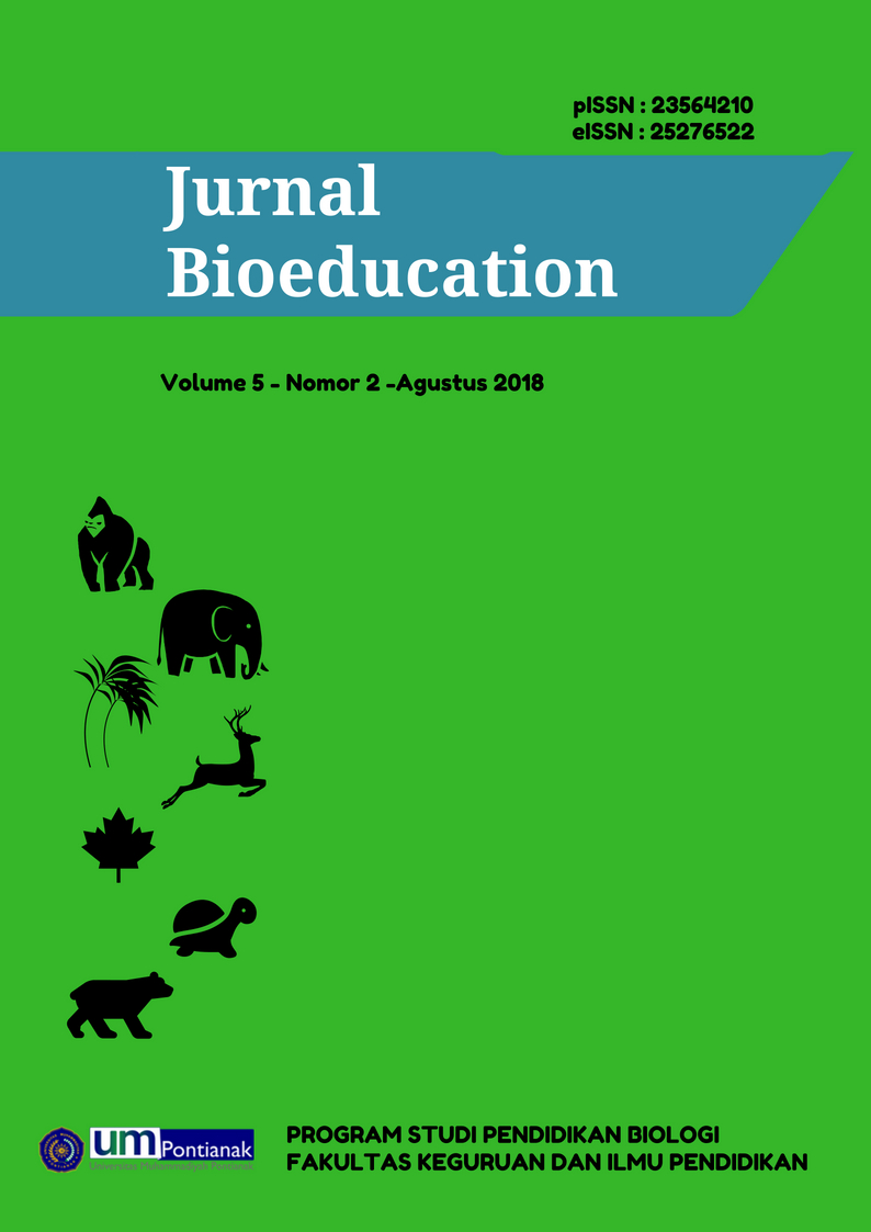 Jurnal Bioeducational